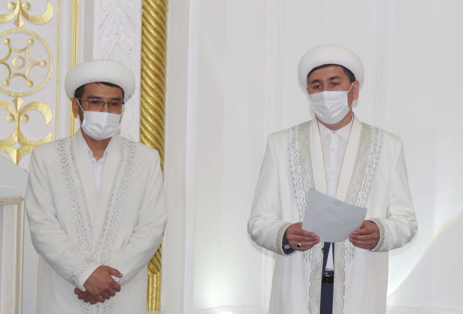 Қызылорда: Тарихи мешітке жаңа имам тағайындалды (ФОТО)