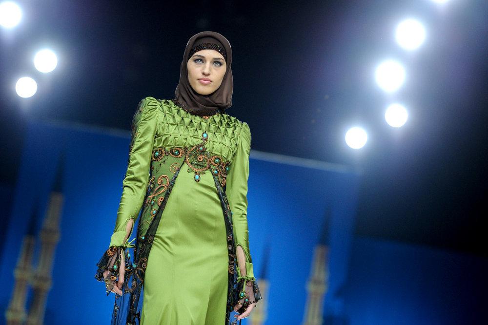 Платья Для Мусульманок Из Чечени Фото